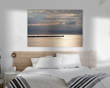 Küstenblick von Ralf Lehmann