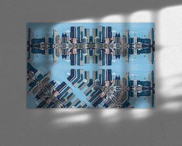 Haagse gebouwen anders 00 van Hans Levendig (lev&dig fotografie)