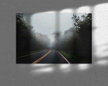 roadtrip Great Smoky Mountains van Monique de Koning