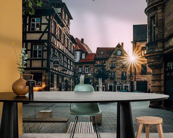 Impression: Place Jean Mandel Fürth sur Faszination Fürth