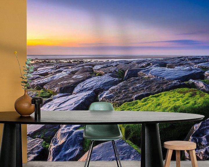 """Sfeerimpressie behang: The """"Green"""" van Richard Guijt Photography"""