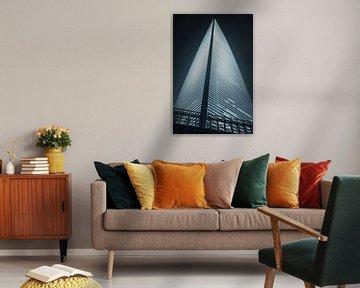 gratte-ciel World Financial Cente dans le district de Pudong Shanghai 5 sur Tony Vingerhoets