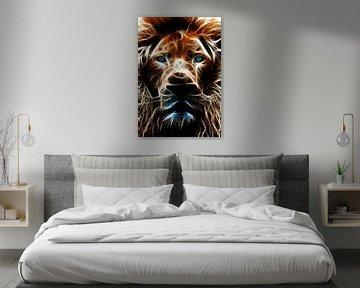 Der Löwenkönig von Bert Hooijer