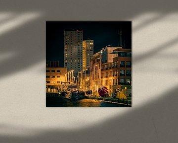 Stadtansicht Terneuzen von Wesley Kole