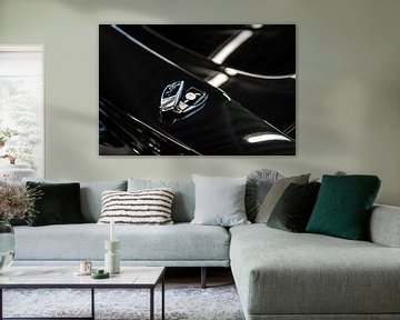 Mercedes-AMG Sleutels op Spoiler van Bas Fransen