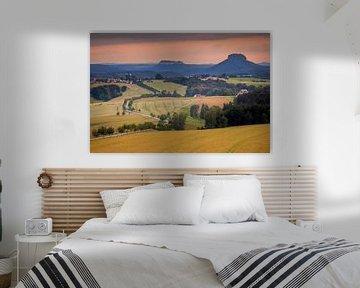 Adamsberger Sächsische Schweiz von Antwan Janssen
