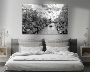 Prinsengracht in Amsterdam. von Don Fonzarelli