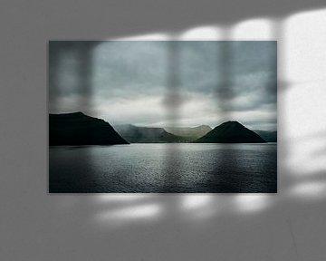 Magische kustlijn van Pascal Verheul