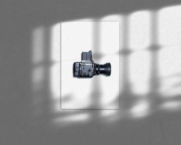 Retro camera van Joni Israeli