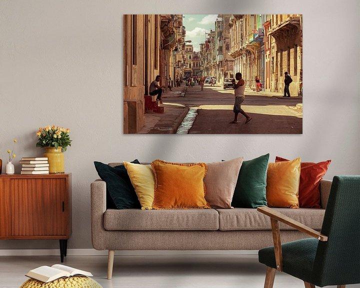 Sfeerimpressie: Campanario, Habana van Jan de Vries