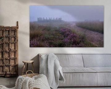 Purple Rain van Marc Glaudemans