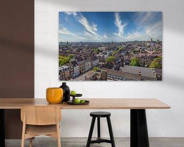 Maastricht cityview