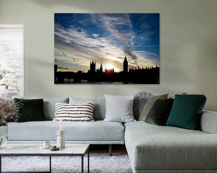 Beispiel: London Thames von PJG Design