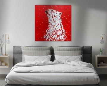 Eisbär Cola von Kathleen Artist Fine Art