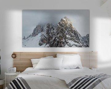 Mountain Glow, Dolomites
