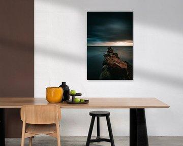 Baltische Zee van Pitkovskiy Photography ART