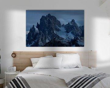 Night Sky, Dolomites
