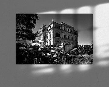 Klassische Architektur (schwarz-weiß) von Rob Blok