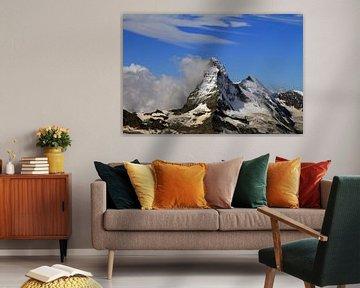 Matterhorn van Gerhard Albicker