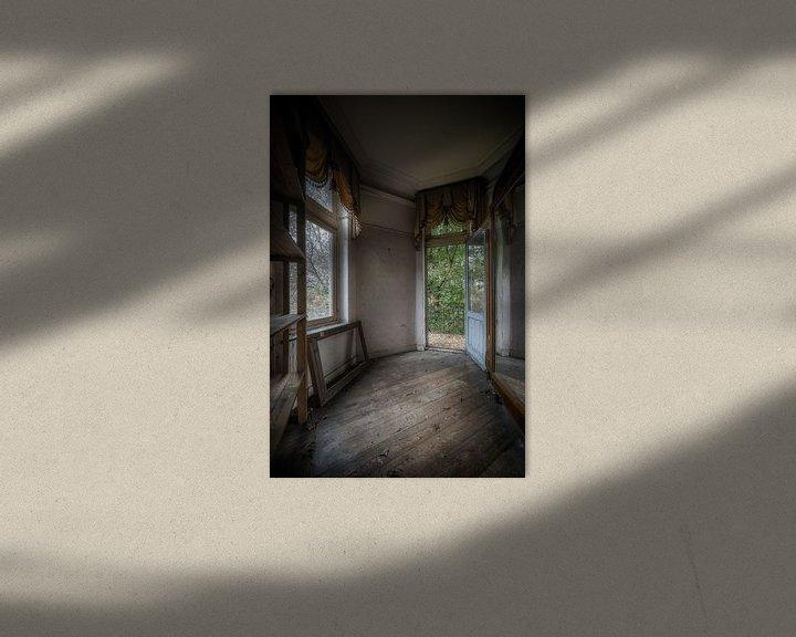 Beispiel: Verlassenes Haus in Belgien | Urban Exploration von Steven Dijkshoorn