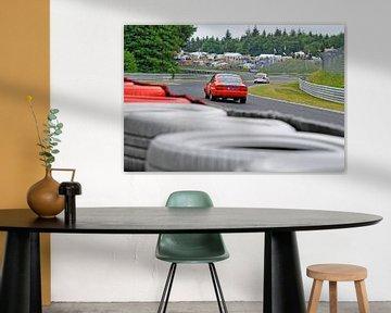 Youngtimer Opel Manta A BMW M3 E30 Nordschleife van Detlef Sauer