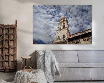 Kathedraal van Sveti Lovro Trogir van Stephan van Krimpen
