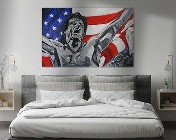 Rocky Balboa van Marielistic-Art