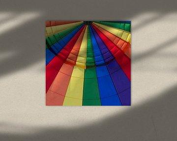 Regenboog van Carla Vermeend