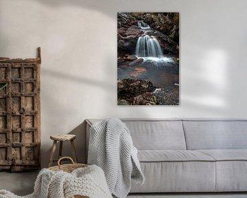 Wasserfall von Paul Vergeer