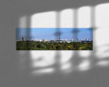 Berlijn Skyline Panorama