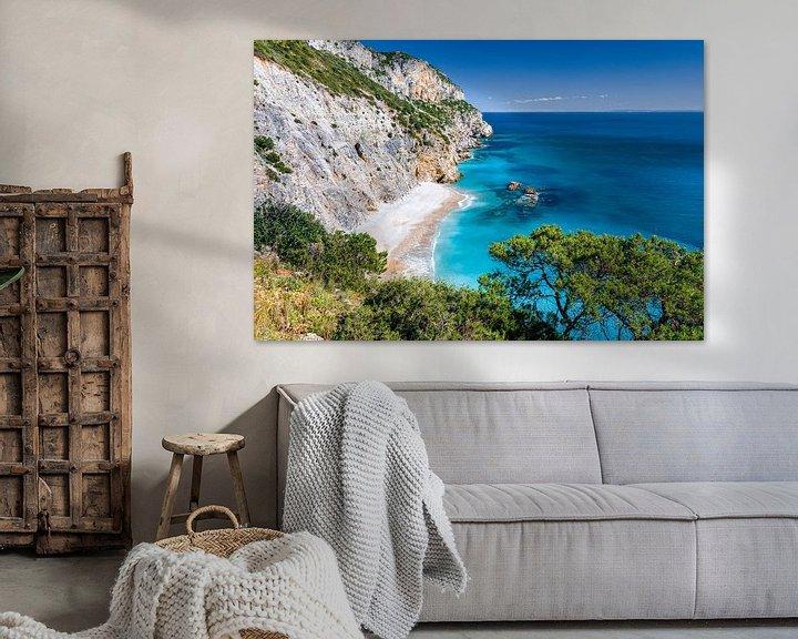 Sfeerimpressie: Serra da Arrábida, Portugal van Sascha Kilmer