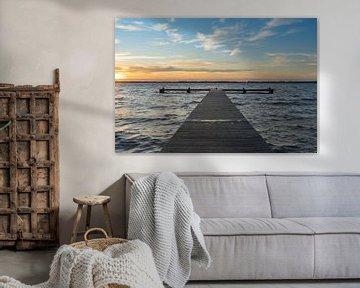 Groningen - Zuidlaardermeer van Norbert Versteeg