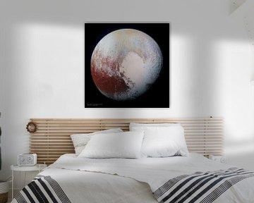 Pluto (planeet) van Sascha Kilmer