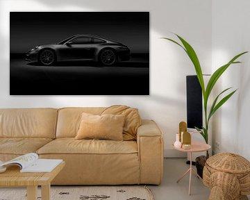 Porsche 911 Carrera 4S, sportauto. van Gert Hilbink