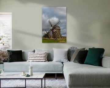 Öland, die Mühleninsel von Gerry van Roosmalen