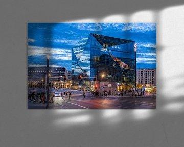 Cube Berlin von Peter Schickert