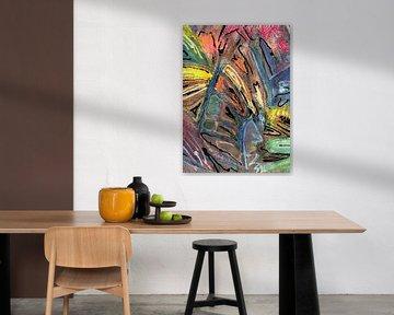 modern abstract van Claudia Gründler
