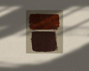 Abstrakte Zusammensetzung 1151 von Angel Estevez