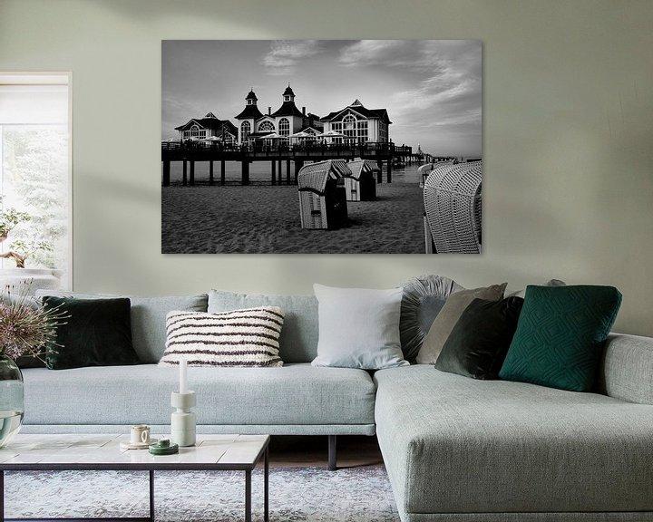 Beispiel: Seebrücke Sellin von Iritxu Photography