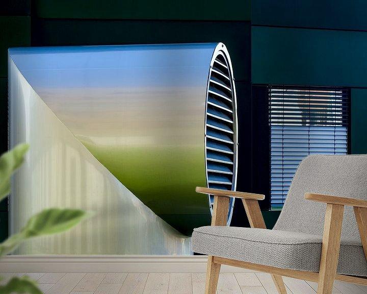 Beispiel fototapete: Industriestahl von Oliver Eberwein