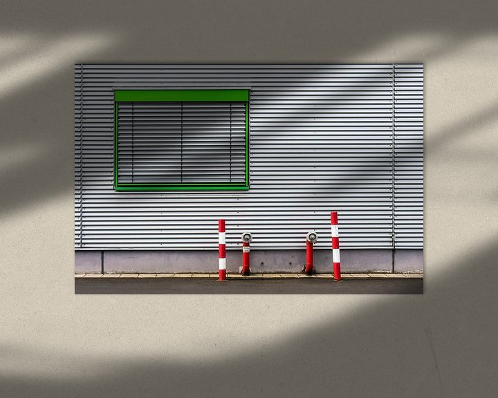 Beispiel: Fassade von Oliver Eberwein