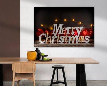 Merry Christmas van Lisanne Verhoef