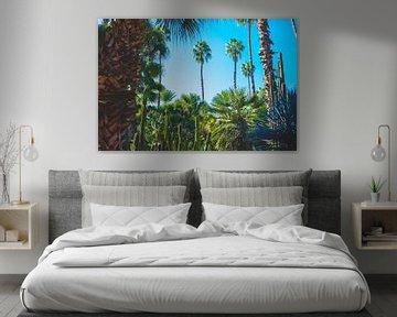 Palmen von Lotte Spek