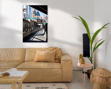 Architektur New York von Tine Schoemaker