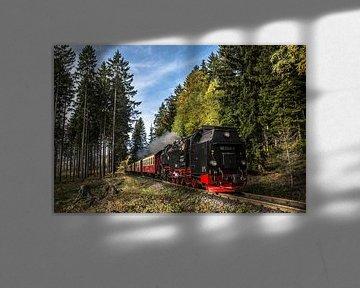 HSB 99-7240 Brockenbahn van Marcel Timmer