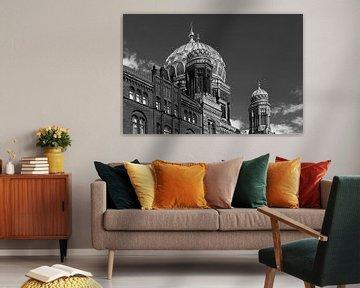 Neue Synagoge Berlin (Oranienburger Strasse) von Frank Herrmann