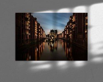 Wasserschloss Hamburg von Jens Sessler