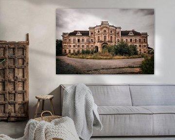 Verlassene Burg von Vivian Teuns
