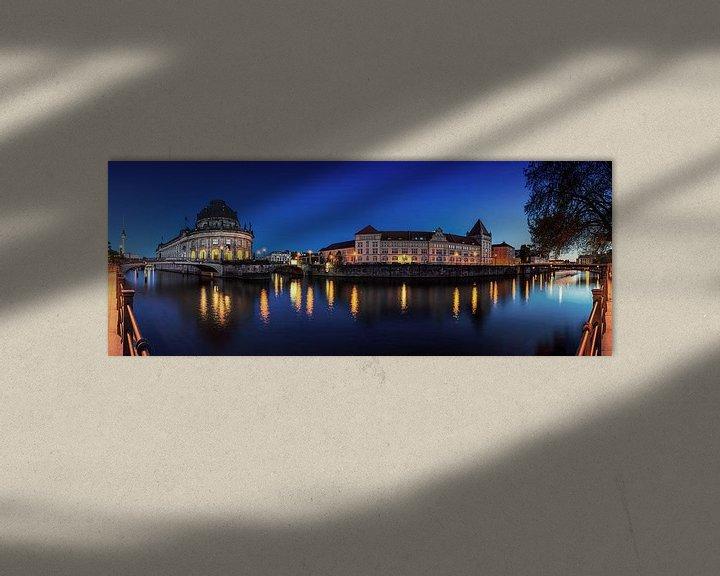 Impression: Panorama du Bodemuseum sur Frank Herrmann