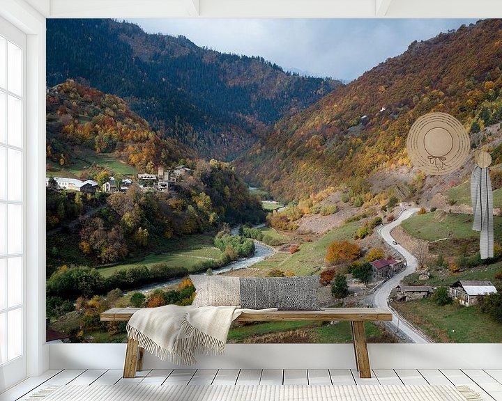 Impression: Caucase sur bart vialle